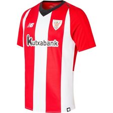 NEW BALANCE CAMISETA DE FÚTBOL OFICIALES ATHLETIC CLUB BILBAO 2018-19 PRIMERA EQ