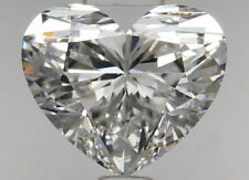 Natural & Real GIA Certified Diamond For Sale -1 Carat Heart Shaped Diamond VS1