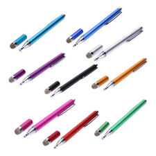 2 in 1 Stylus Stylus Stylus Touch Screen capacitivo per iPad iPhone Tablet