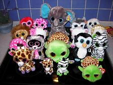 TY BEANIE BOOs and BEANIE BOO KEYCLIPS