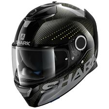 SHARK SPARTAN CARBON CLIFF DAY Integrale Casco da moto motocicletta