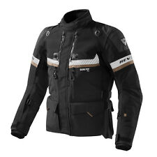 REV'IT! DOMINATOR GTX GORE-TEX Veste de moto noir REV IT REVIT toutes tailles