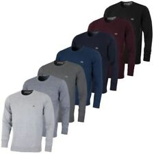 Lacoste hommes ah7371 Pull col rond pull