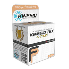Tex Gold Kinesiology Tape from Kinesio