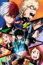 My Hero Academia - Characters - Filmposter TV-Serie - Poster - Größe 61x91,5 cm