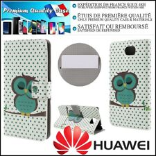 Etui Coque Housse Cuir PU Leather Stand Wallet Case Cover Huawei Y5II / Y5 II