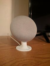Google Home Mini Stand Mount for Desk, Dresser - Make it visible from everywhere