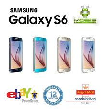 Samsung Galaxy S6 G920F 32GB Unlocked 12 Months Warranty