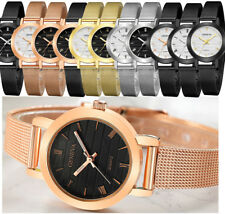Women Wrist Watch 2018 Bracelet Stainless Steel Unisex Analog Quartz Watches