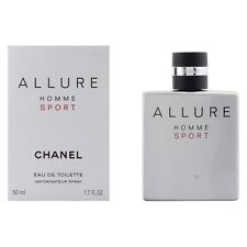 Profumo Uomo Allure Homme Sport Chanel EDT Idea Regalo Romantico