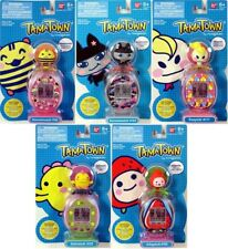 Bandai Tamagotchi TamaTown LOT OF 5 CHARACTER FIGURES for use with Tama-Go