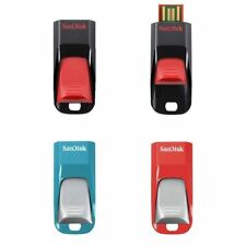 SANDISK CRUZER EDGE unidad flash USB / Memoria Stick en 16gb 32gb 64gb