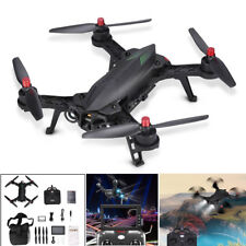 MJX RC Drone Racing Quadcopter Brushless 6CH 5.8Ghz FPV Camera Goggles Display