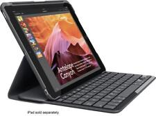 "LOGITECH iPAD sottile custodia Folio Bluetooth tastiera wireless 9.7 "" 5 & 6"