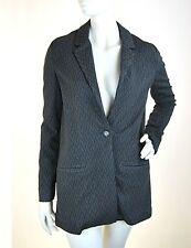 Giacca Lunga Donna KAOS Made in Italy H750 Tg 42 veste 42/44
