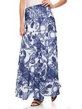 B.C. BEST CONNECTIONS by Heine Maxi-Jerseyrock, blau. NEU!!! KP 59,90 € SALE%%%