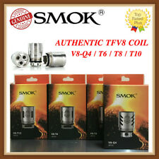 100% AUTHENTIC SMOK1 TFV8 Coils V8-Q4/V8-T8/V8-X4/V8-T6/V8-T10 For Cloud Beast