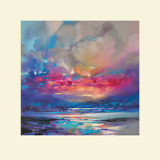 Scott Naismith Unframed Mounted Art Prints Scotland Seascape Landscape Pictures
