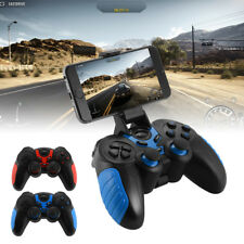 STK-7024X GamePad Wireless Bluetooth Controller Blue/Red for PC Tablet TV Box
