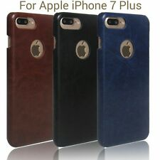 *ENGLISH SERIES*PU*LEATHER*Back Cover Case For Apple iPhone 7 Plus *