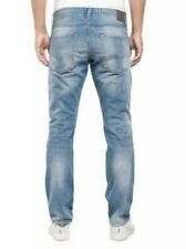 REPLAY Vaqueros Hombre waitom regular fit - Pierna Delgada -azul- AZUL PROFUNDO
