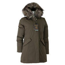 Woolrich W ' S Luxury Arctic Parka Donna Verde - WWCPS2604 col. Alpha Taupe