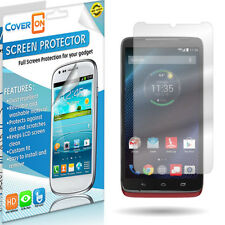 Clear Screen Protector Phone LCD Cover Guard for Motorola Droid Turbo