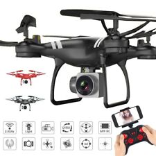KY101 RC Quadcopter Drone 2.4G 4CH 6-Axis Gyro FPV Real Time Wifi HD Camera DE