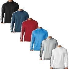 Adidas Golf Hombre 3-stripes 1/4 Zip Capas TOP PERFORMANCE Jersey