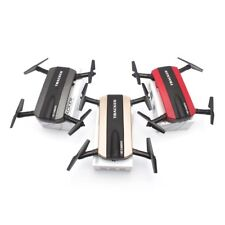 Foldable Flying Selfie Drone Remote Control Helicopter With 0.3MP WiFi Camera
