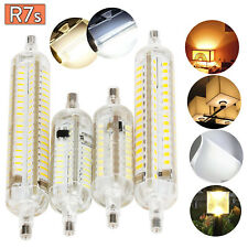 30 x Regulable R7s LED Proyector 78mm 118mm 4014 2835 SMD Lámparas sustituye a