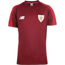 NEW BALANCE CAMISETA ENTRENAMIENTO NIÑO ATHLETIC CLUB BILBAO 19 JR ENTRENO MC
