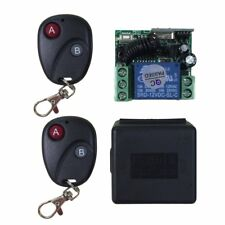 Relay DC12V 7A 1CH Wireless Remote Control Switch Transmitter Receiver System CR