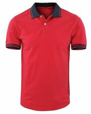 Polo Uomo Regular Fit Maglia Maniche Corte Casual Basic Classic GIROGAMA 6410IT
