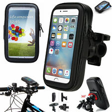 Waterproof Universal 360 Degree Bike Bicycle Phone Case Mount Holder For Mobiles