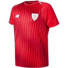 NEW BALANCE CAMISETA ENTRENAMIENTO NIÑO ATHLETIC CLUB BILBAO 19  JR CTA CALENTAM
