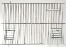PRIME-WELD CHROME UNIVERSAL CAGE FRONTS 16X12 18X12 SECONDS