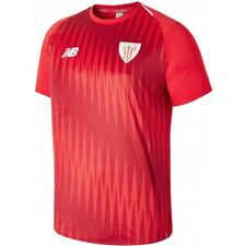NEW BALANCE CAMISETA DE FÚTBOL OFICIALES ATHLETIC CLUB BILBAO 19 CTA CALENTAMIEN