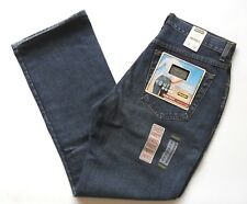 WRANGLER Jeans Women Girls Vintage Boot cut Denim Regular Body Dark Wash 8 - 14