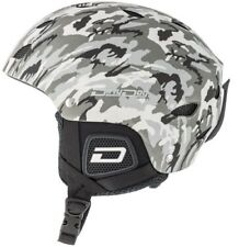Dirty Dog Orbit Snowboard / Casco da Sci XL Grigio Mimetico
