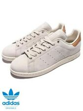 Womens Adidas Originals Off White Stan Smith Trainers (BB0042)