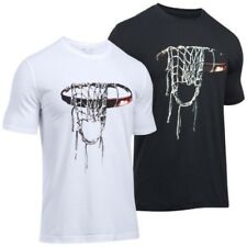 Under Armour Hombre Ua For The Love Camiseta Algodón Cargado Baloncesto Camiseta