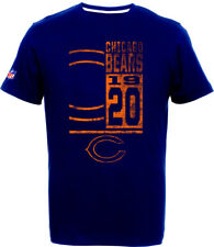 Chicago Bears Camiseta, NFL Fútbol, 100% Bw, Logo, Team, From Majestic