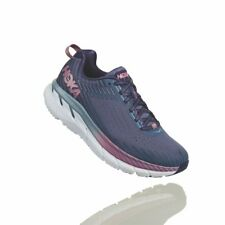 Hoka One One Wide Clifton 5 Womens Marlin / Blue Ribbon