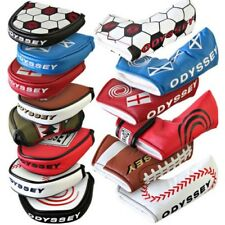 Odyssey Golf Putter Cover per Testina Vari Stili Colori Lame Mazzuoli