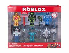 Roblox Kid Toys Figures Set Action Champions Legends Masters of Roblox Figurines