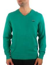O'Neill Jersey de Punto The Point Verde Cuello Pico Slim Fit