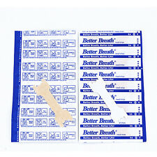 Nasal Strips-Help Right Way To Stop Snoring Breathe Right Better Easy- UK Seller