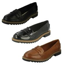 Mujer Clarks Mocasines Label Griffin Milly
