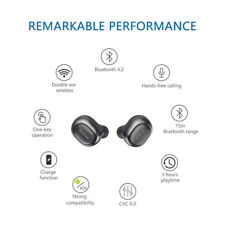 CUFFIE MINI AURICOLARI BLUETOOTH Q29PRO CUFFIE WIRELESS HD PER WIKO/SONY/ALCATEL